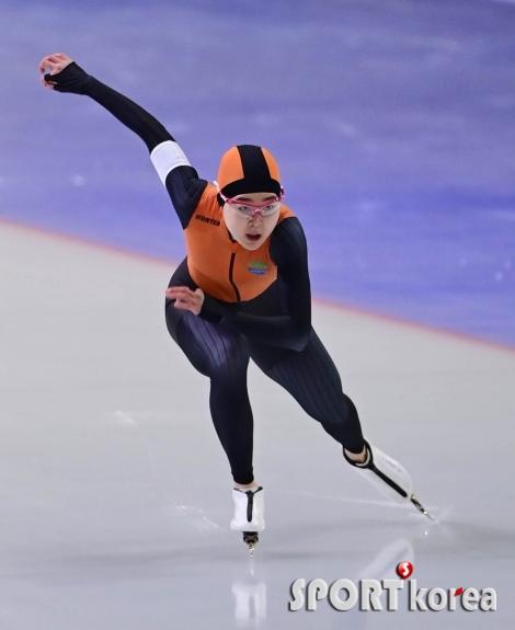 김민선 `여자 500M 1위`