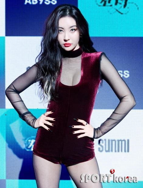 선미, 파격 변신으로 컴백!