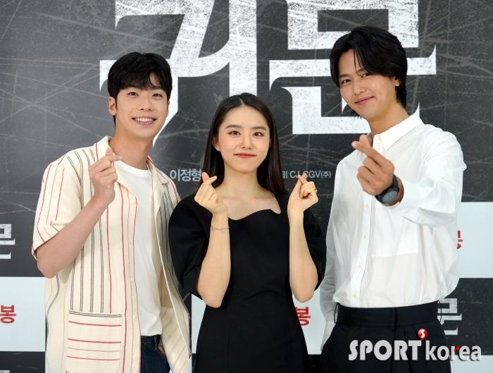 홍진기-김소혜-이정형, `달달한 대학생!`