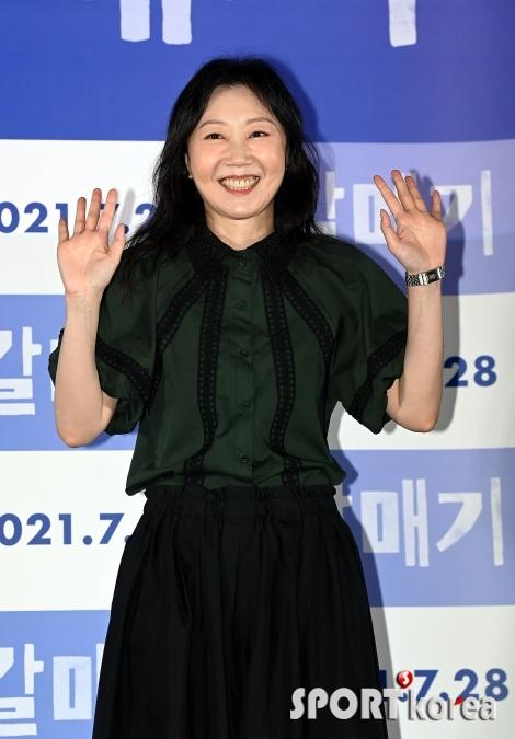 고서희 `영화 갈매기로 만나요~`