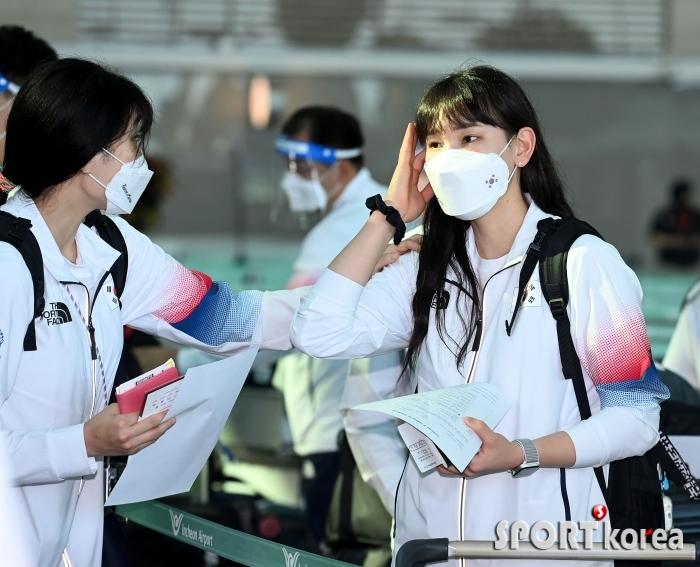 안혜진, 설레이는 첫 올림픽 무대!