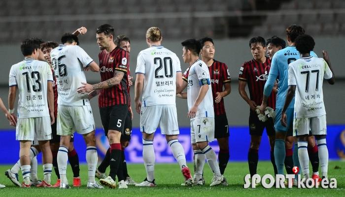 서울-인천 `아쉬운 0-0 무승부`